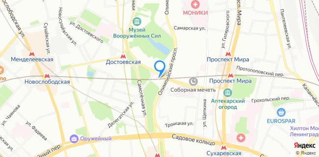 Театр Уголок Дедушки Дурова - Москва, ул. Дурова, 4