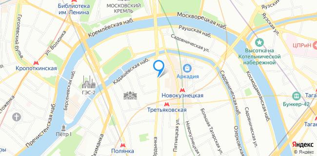 Галерея электроники Назаров - Москва, ул. Большая Ордынка, 13/9, стр. 1
