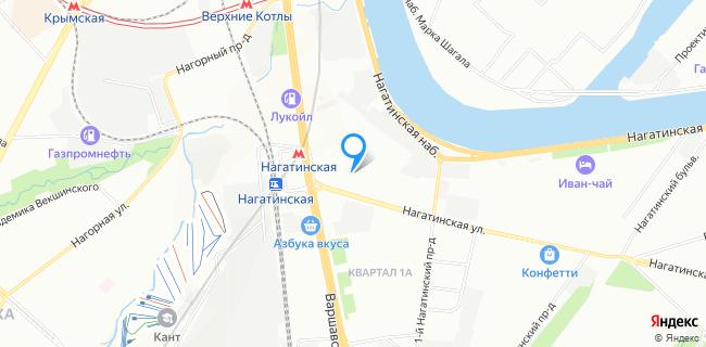 Онлайм - Москва, ул. Нагатинская, 1, стр. 23