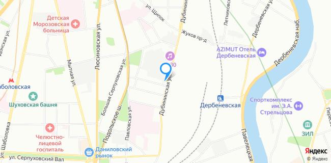 Глобалавто - Москва, ул. Дубининская, 80