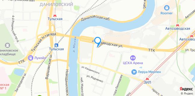 Новые Ткани - Москва, ул. Автозаводская, 23, корп.15