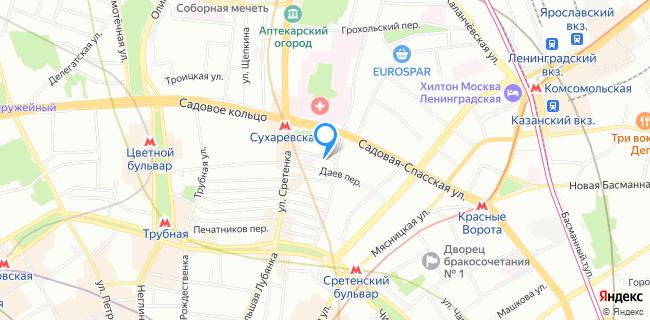 Такси Мастер - Москва, Даев пер., 5