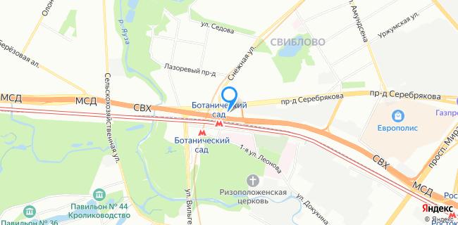 АВТОСАН - Москва, Серебрякова пр-д, 2, корп.1
