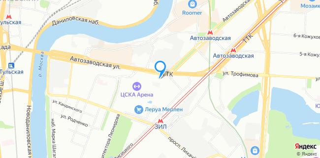 ИталКлаб - Москва, ул. Автозаводская, 23