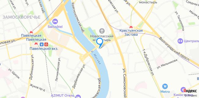 Музей Воды - Москва, Саринский пр-д, 13