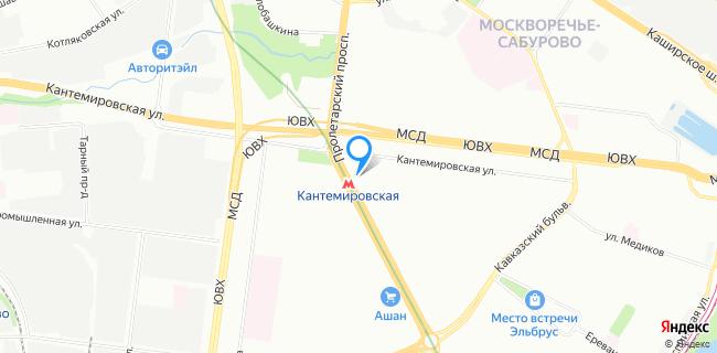 Имплозия - Москва, Пролетарский просп., 25