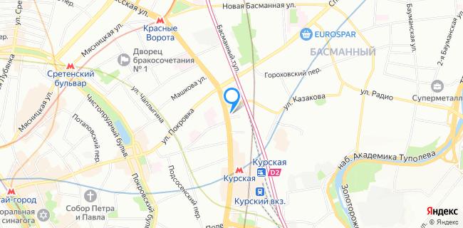 Дай суши - Москва, ул. Земляной Вал, 7