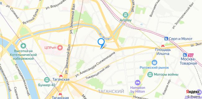 ДжапАвто - Москва, ул. Николоямская, 54б