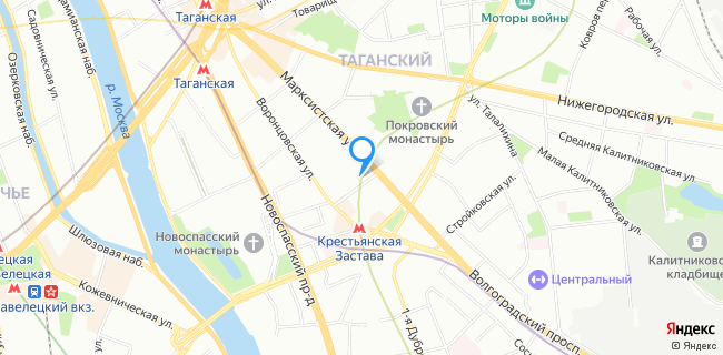 Автомэджик - Москва, ул. Марксистская, 34, корп.8