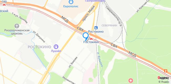 Атлант-М - Москва, ул. Бажова, 17