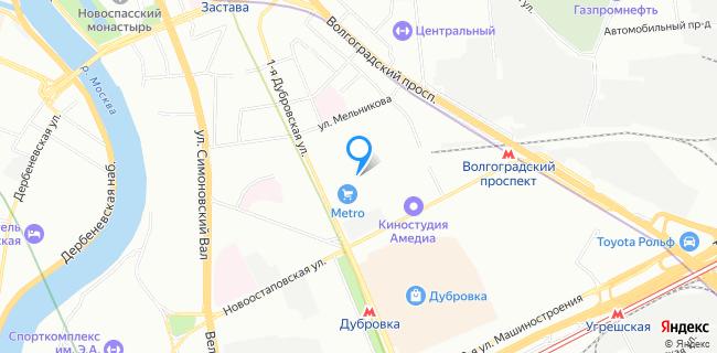 Стеллар - Москва, ул. 1-я Дубровская, 13а, стр. 4