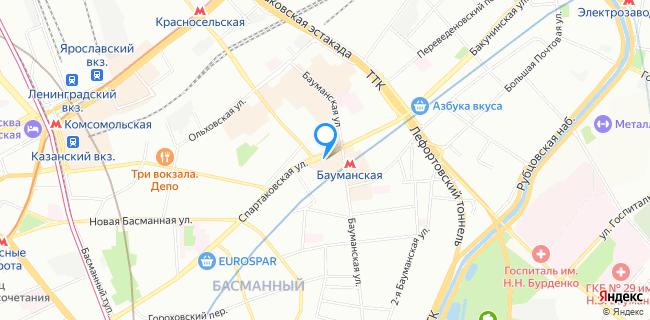 Chokkolatta - Москва, ул. Спартаковская, 24