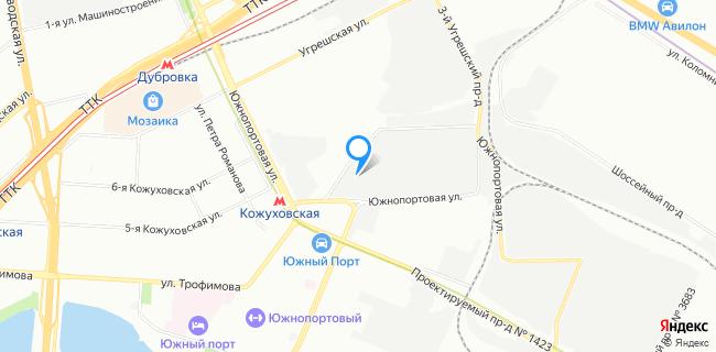 Orbita Auto - Москва, ул. Южнопортовая, 7