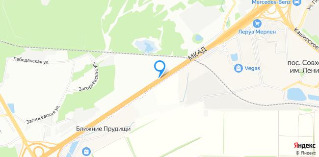 RTDService - Москва, МКАД, 26-й км
