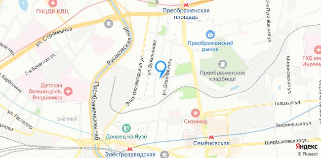 Почтовое отделение №23 - Москва, ул. Суворовская, 2, корп.1