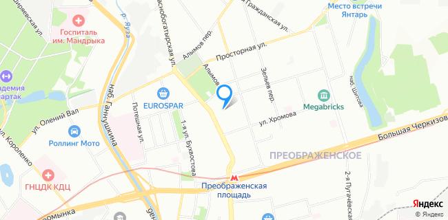 Мосрентсервис - Москва, ул. Краснобогатырская, 89