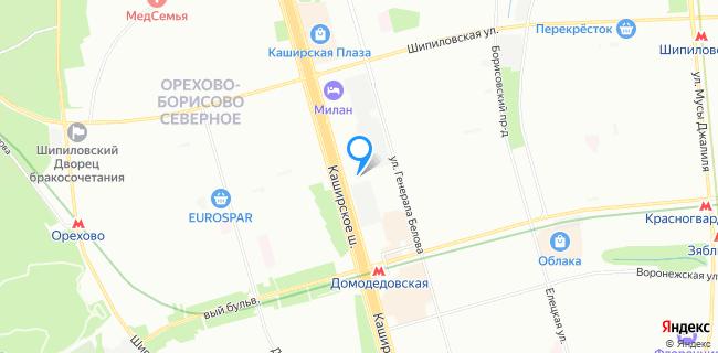 АвтоПассаж - Москва, Каширское ш., 61, корп.3а