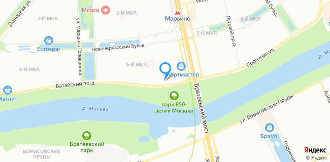 Аптека ИФК - Москва, Батайский пр-д, 63