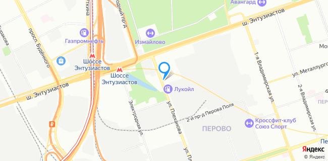 Флайт авто - Москва, ул. Плеханова, 5, стр. 1