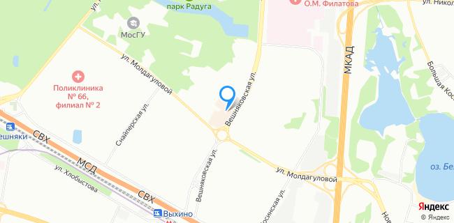 Магазин Эксперт - Москва, ул. Вешняковская, 18а