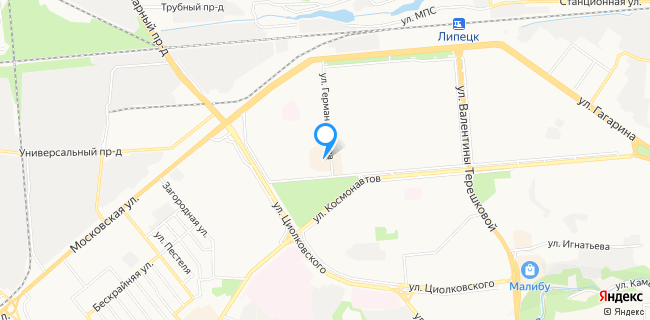 Буква - Липецк, ул. Титова, 10, ТЦ Москва 2 этаж