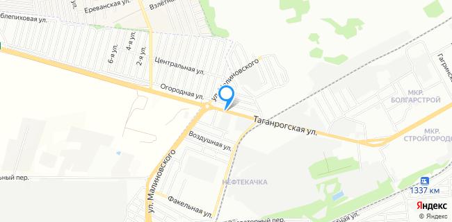 ДонШина - Ростов-на-Дону, ул. Таганрогская, 221