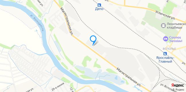 Фортуна - Ярославль, ул. Магистральная, 30а, офис 14