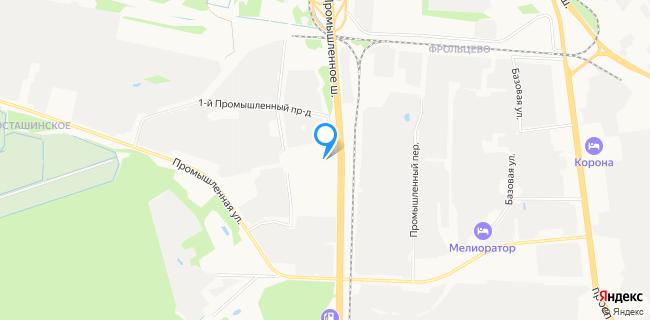 Кубаньмотордеталь - Ярославль, 1-й Промышленный пр-д, 9