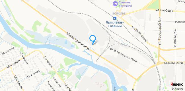 Компания АвтоПартнер - Ярославль, ул. Магистральная, 14, офис 316