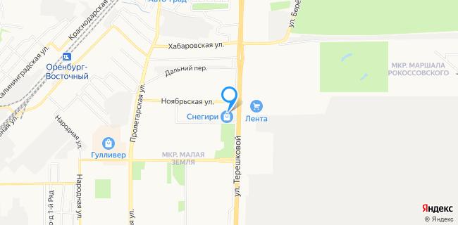 Ателье - Оренбург, ул. Терешковой, 261, офис 6 ТЦ Снегири