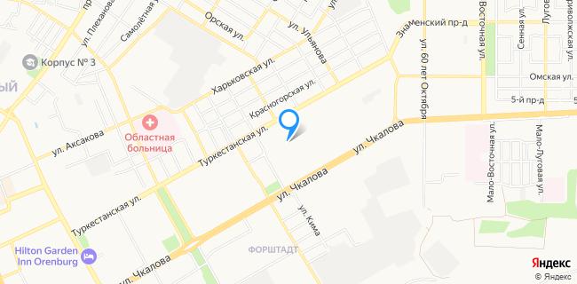 Модистка - Оренбург, ул. Туркестанская, 47а
