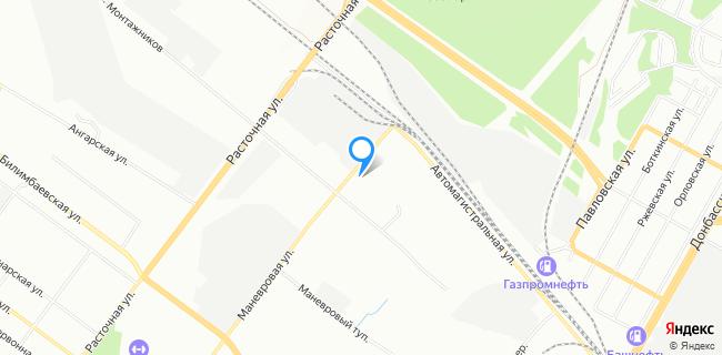 Оками Север Ford - Екатеринбург, ул. Маневровая, 40