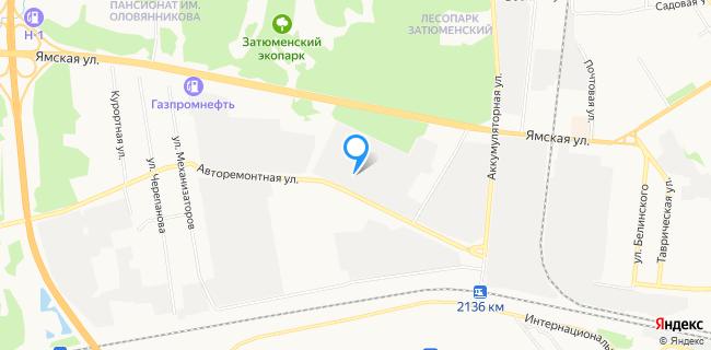 ПКФ Машоптторг - Тюмень, ул. Авторемонтная, 12а