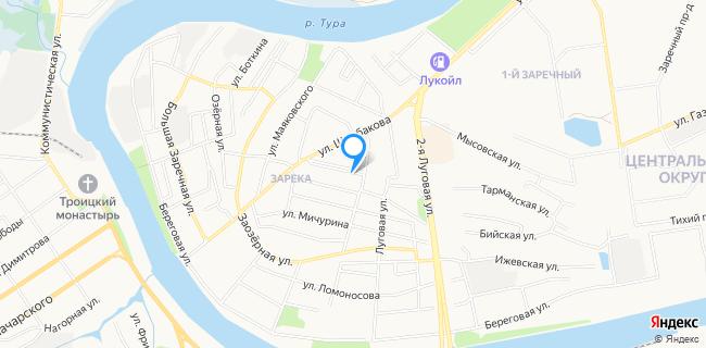 Фирма Автозапчасти - Тюмень, ул. Островского, 34