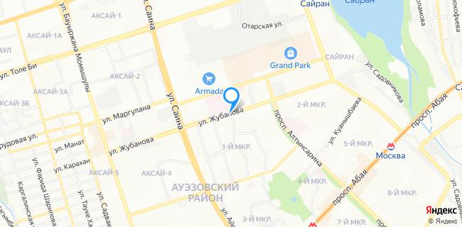 Городская Ветеринарная Станция - Алматы, ул. Жубанова, 94