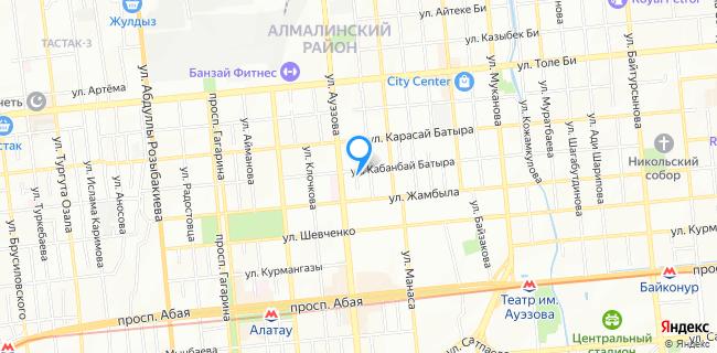A'diva - Алматы, ул. Текстильная, 14