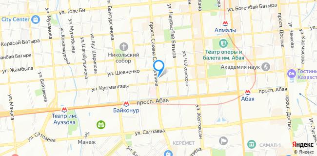 Арсенал-1 - Алматы, просп. Сейфуллина, 526