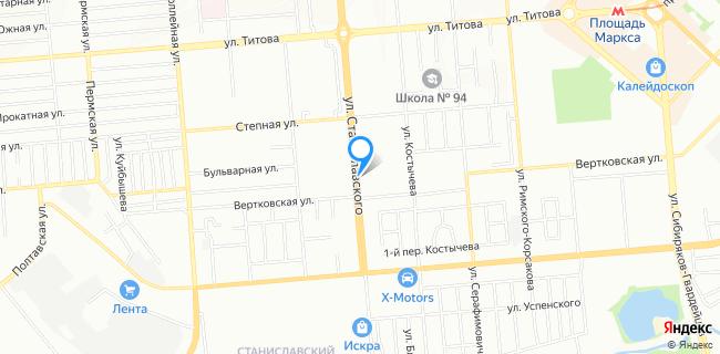 АвиЛон Плюс - Новосибирск, ул. Станиславского, 27
