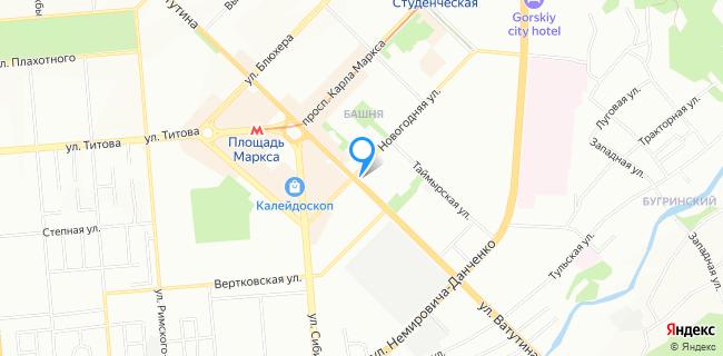 Автопрофи - Новосибирск, ул. Ватутина, 39/1