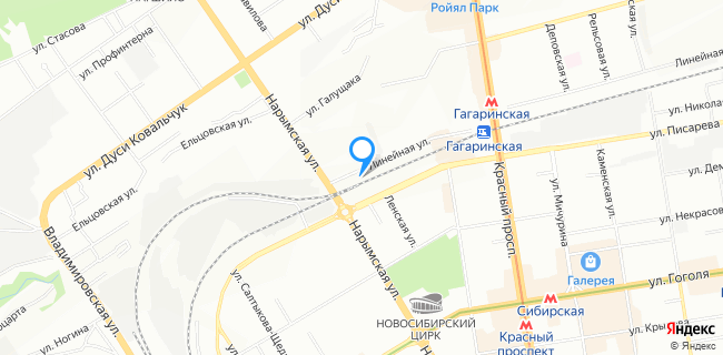 Автосервис Гвоздик - Новосибирск, ул. Линейная, 32