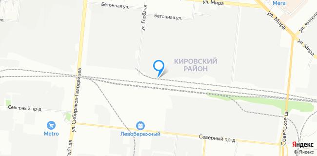 Автосервис на Бетонной - Новосибирск, ул. Бетонная, 6/1