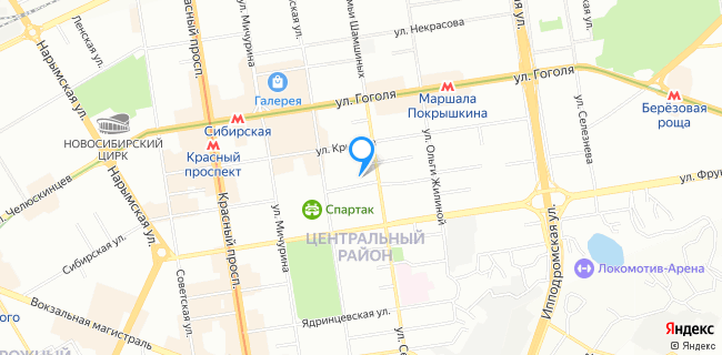 200mph.ru - Новосибирск, ул. Державина, 13