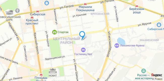 Автосервис Garage - Новосибирск, ул. Ольги Жилиной, 25