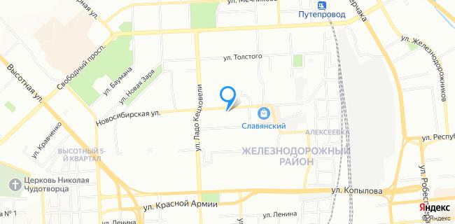 Ломбард - Красноярск, ул. Новосибирская, 31