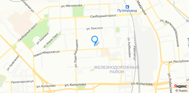 Атлетик - Красноярск, ул. Красномосковская, 1а