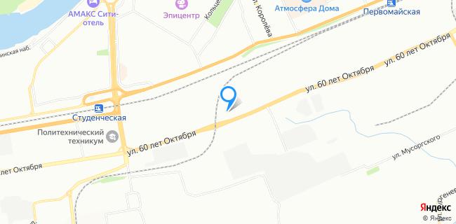 Док Автосервис - Красноярск, ул. 60 лет Октября, 111а
