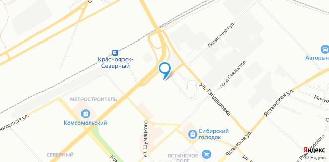 Ветеринарная клиника Бетховен - Красноярск, ул. 9 Мая, 5