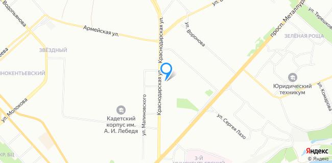 Золотая линия Ломбард - Красноярск, ул. Краснодарская, 9, супермаркет Красный яр