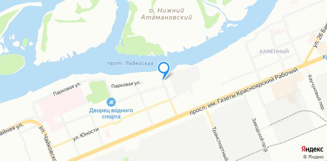 Коммунальник Прачечный комбинат №3 - Красноярск, ул. Малаховская, 1, кор. А