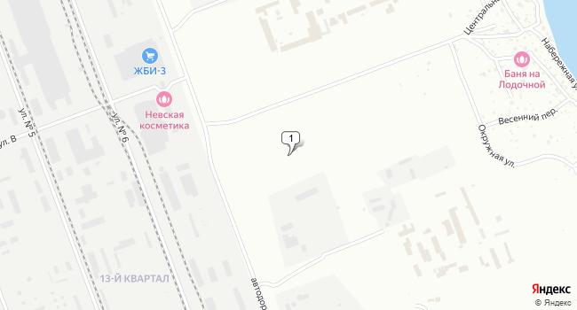 Купить торговую площадь 6700 м<sup>2</sup> в Ангарске по адресу Россия, Иркутская область, Ангарск, Первый промышленный массив